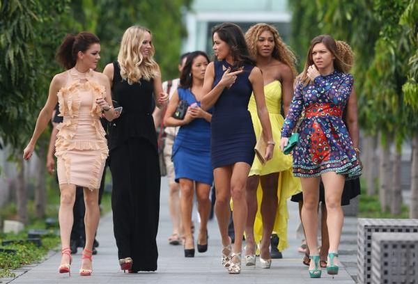 Simona Halep WTA Finals Singapore