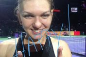 Simona Halep are toate motivele sa fie HAPPY la Singapore