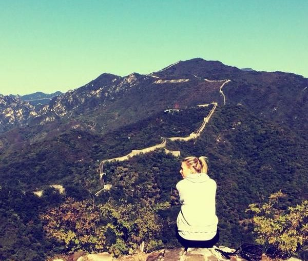 Maria Sharapova Marele Zid Chinezesc Beijing