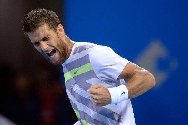 Martin Klizan ATP Beijing