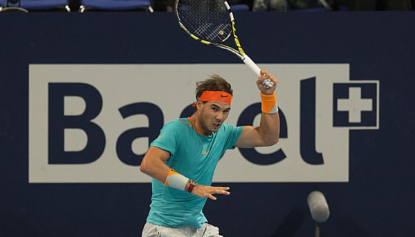 Rafael Nadal ATP Basel