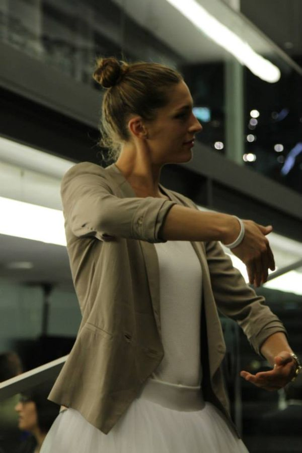 Andrea Petkovic la players party Linz WTA