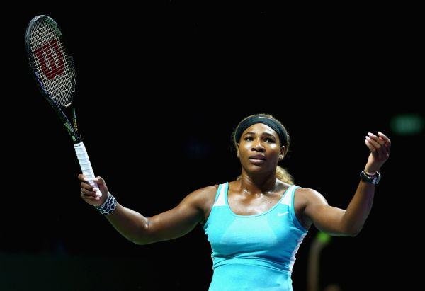 Serena Williams la turneul campioanelor