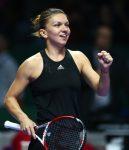 Simona Halep e IN FINALA Turneului Campioanelor!