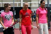 Halep Wozniacki Ivanovic Singapore Turneul Campionilor
