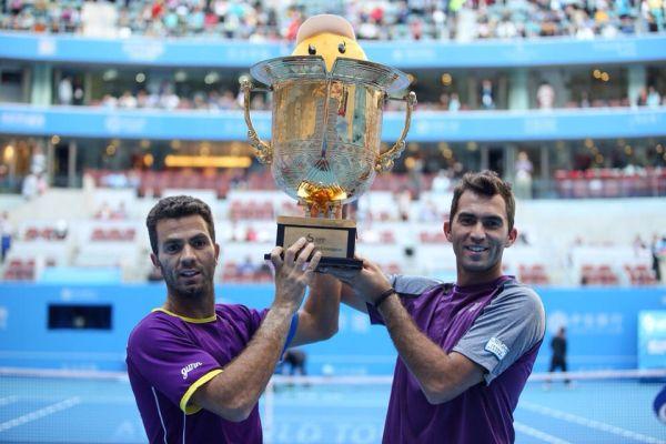 Tecau si Rojer trofeu dublu ATP Beijing