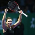 Simona Halep se află într-o situaţie pe care niciunul dintre noi, probabil nici măcar ea, nu o spera înaintea Turneului Campioanelor: e ca şi calificată în semifinalele celei mai importante...