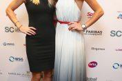 Caroline Wozniacki si Ana Ivanovic la Singapore