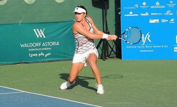alexandra dulgheru dubai itf tenis