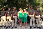 Caroline Wozniacki Haiti armata