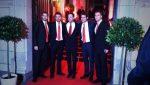 POZA ZILEI, 24 noiembrie 2014: Federer, Wawrinka și ceilalți elvețieni, la cina campionilor