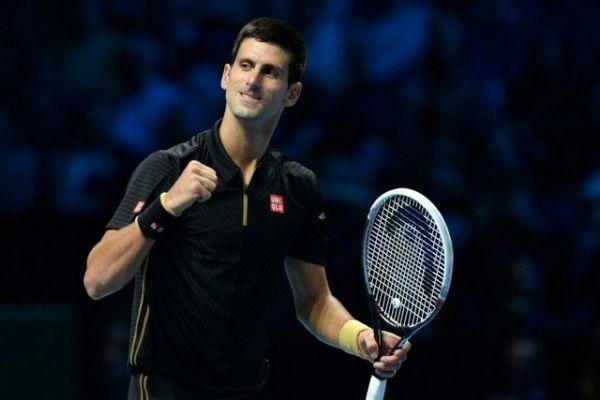 Novak Djokovic turneul campionilor tenis