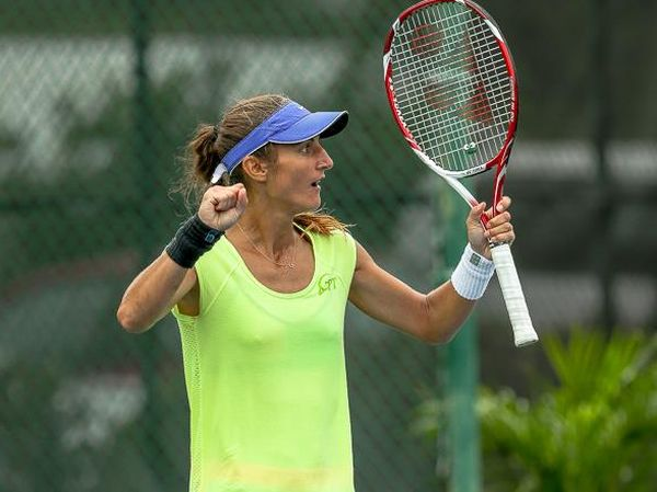Edina Gallovits tenis Captiva Island