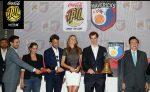 FOTOGALERIE Vedetele tenisului au avut prima acțiune la IPTL: petrecerea jucătorilor