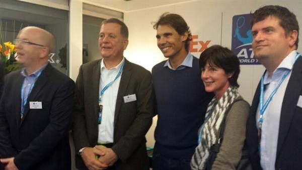 Nadal turneul campionilor londra