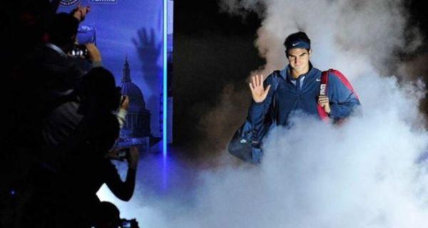 Roger Federer turneul campionilor tenis