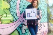 Simona Halep le multumeste fanilor de pe Facebook