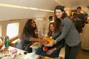 ana ivanovic stewardesa iptl avion