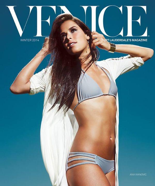 ana ivanovic sexy tenis magazine