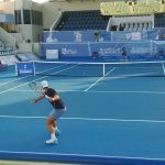 FOTO Andy Murray și Rafael Nadal au bătut azi mingea la Abu Dhabi
