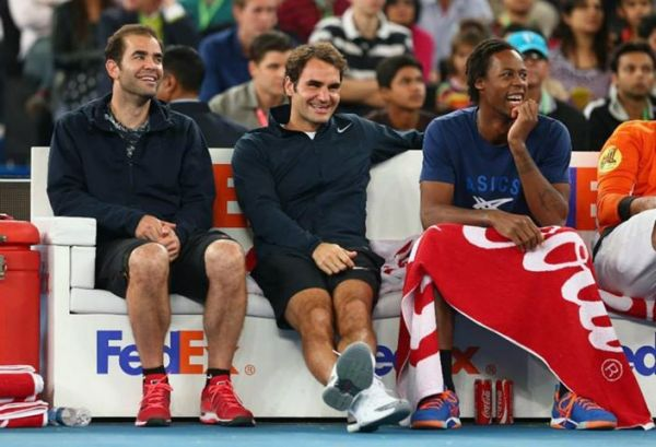federer sampras monfils indian aces