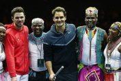 Roger Federer Stan Wawrinka africa