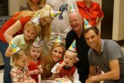 Bob Bryan familie copii craciun