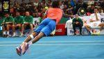 POZA ZILEI, 1 decembrie 2014: Gael Monfils, maestrul plonjoanelor în tenis