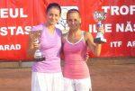 Irina Bara şi Diana Buzean, campioane de dublu în Antalya