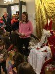 FOTO Justine Henin a dat cadouri la o grădiniță din Belgia