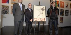 Joi a fost o zi specială la Roland Garros. Practic, s-a dat startul pregătirilor ediției 2015 a celui de-al doilea turneu de Grand Slam al anului viitor. Președintele Federației Franceze...