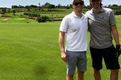 robin soderling golf vacanta tenis