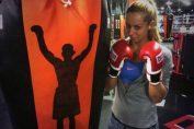 Sabine lisicki antrenament box tenis
