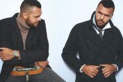 tsonga gq magazine franta shooting