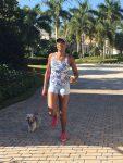 POZA ZILEI, 18 decembrie 2014: Venus Williams are un partener de antrenament foarte vioi: cățelul Harry