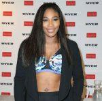 VIDEO Serena Williams a lansat la Melbourne noua colecţie de sutiene Berlei