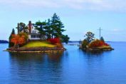 Thousand Islands house canada casa