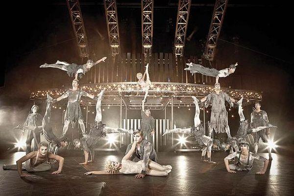 cirque de soleil bucuresti quidam