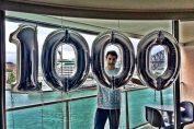roger federer brisbane 1000 victorii