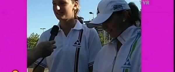 Colege de generație, Irina Begu și Simona Halep, cele două romance calificate în optimile de finală ale Australian Open, au jucat foarte mult împreună când erau junioare. Aura Wagner, mătușa...