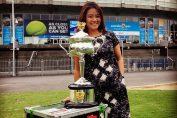 Li na insarcinata australian Open