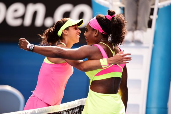 madison keys serena williams australian