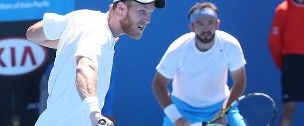 Doi români vor evolua luni la Australian Open, ambii în proba de dublu masculin: Horia Tecău şi Florin Mergea. Peentru Florin Mergea ziua de luni, 26 ianuarie, e una specială...