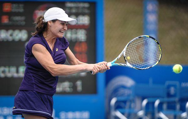monica niculescu shenzhen wta tenis