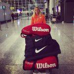POZA ZILEI, 10 ianuarie 2014: Viața de tenismen, mereu cu bagajele după tine