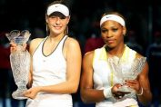 maria sharapova serena williams 2004