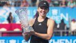 """Simona Halep s-a îmbolnăvit în China: """"Nu m-am simțit prea bine înaintea finalei"""""""