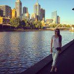 FOTO Sorana Cîrstea a ajuns la Melbourne