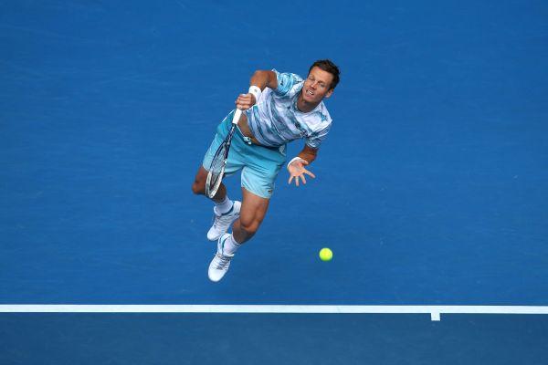tomas berdych australian open tenis