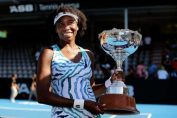 venus williams trofeu auckland tenis